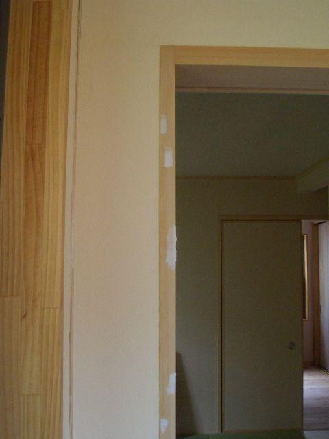 08-5 檜単板貼り補修