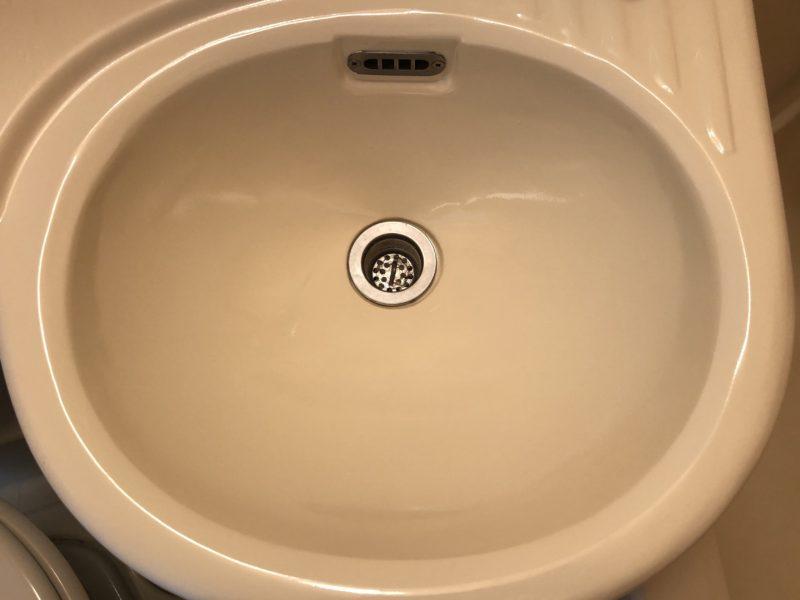 20-34 洗面ボウル 再生塗装
