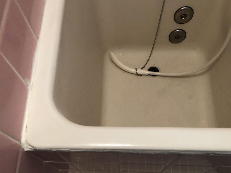 20-127 浴槽補修