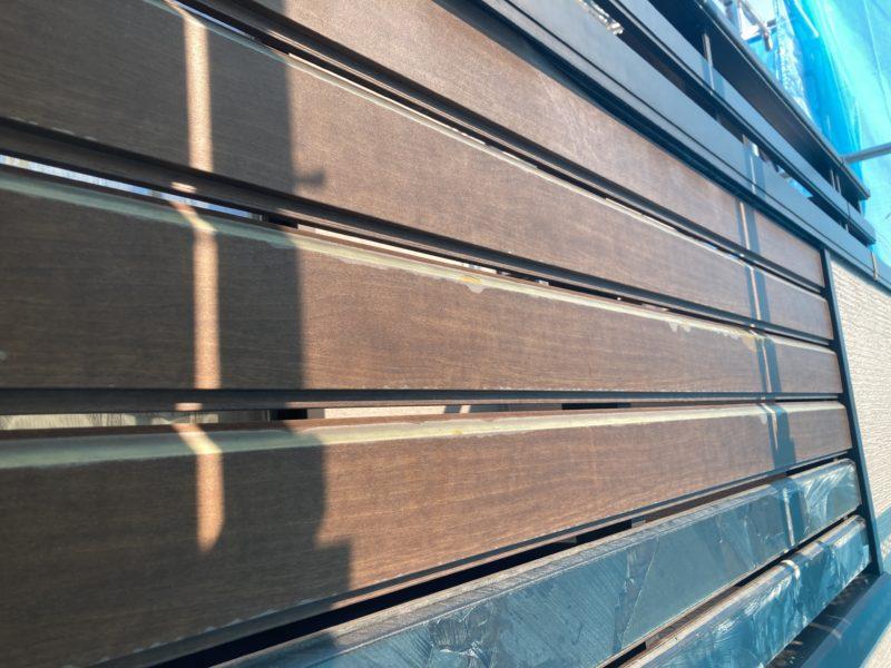 21-53 バルコニーシート劣化 塗装補修